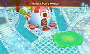 Madam Purl's House in Port Puerto