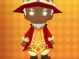 Grand Magician's Hood
