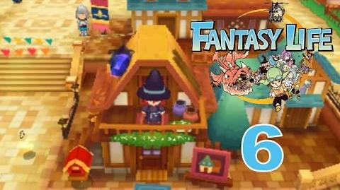 Fantasy Life Let's Play Walkthrough 6 - Tale Of Lunares - Starting With A BANG!