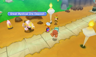 Great Mystical Ore Deposit