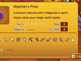 Magician's Pride