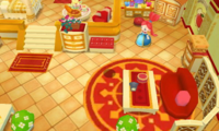 Princess Laura's Chamber