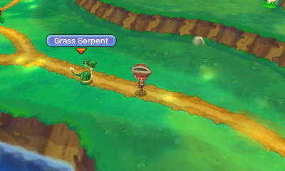 Grass Serpent