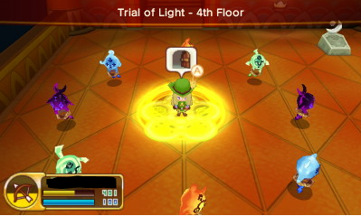 Trial of Light