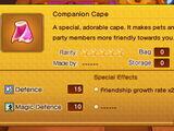 Companion Cape