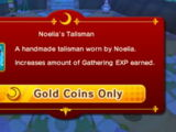 Noelia's Talisman
