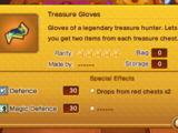 Treasure Gloves