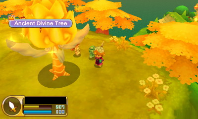 Ancient Divine Tree