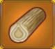 Elder Palm Log