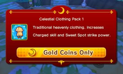 Celestial Clothing Pack 1
