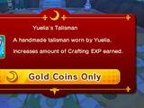 Yuelia's Talisman