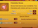 Friendship Gloves