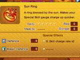 Sun Ring
