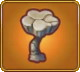 Fossil Mushroom