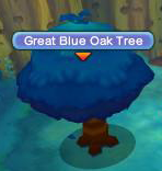 Great Blue Oak Tree