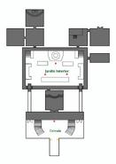 Mapa castillo planta base