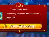 Spirit King's Helm