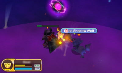 Boss Shadow Wolf
