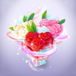 Bouncing Bouquet