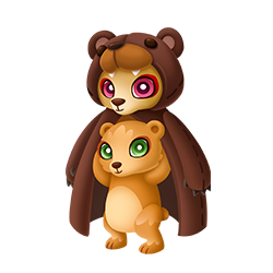 Brawny Bear
