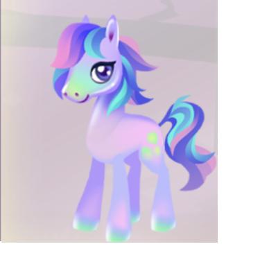 Opal Pony
