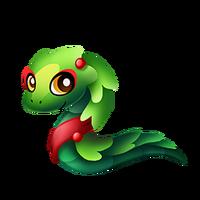 Garland Snake Baby.png