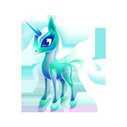 Crystal Unicorn