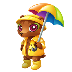 Drizzly Bear