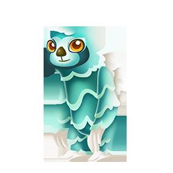 Seafoam Sloth