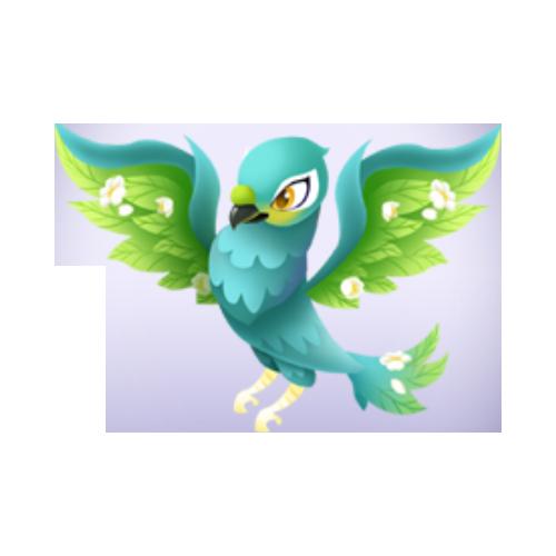 Matcha Macaw