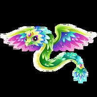 Quartz Quetzalcoatl Juvenile.png