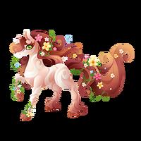 Art Nouveau Horse Adult.png