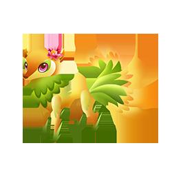 Cactus Kitsune