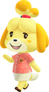 Isabelle 2 - AC New Horizons