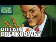 ARCADE - Supervillain Breakdown