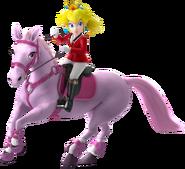 MSOGT Peach Equestrian