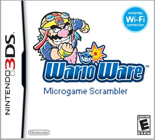 WarioWare Inc.: Microgame Scrambler