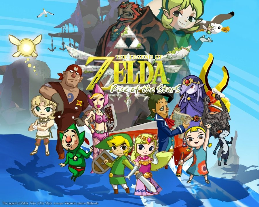 The Legend of Zelda: Rise of the StarS