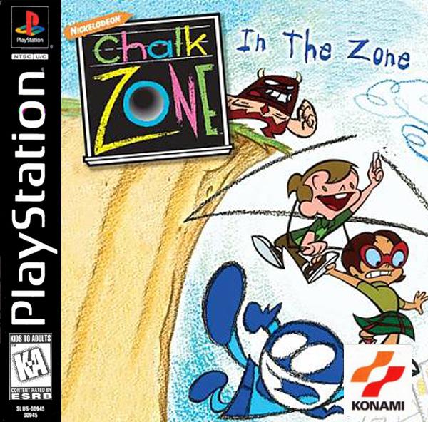 ChalkZone (video game)