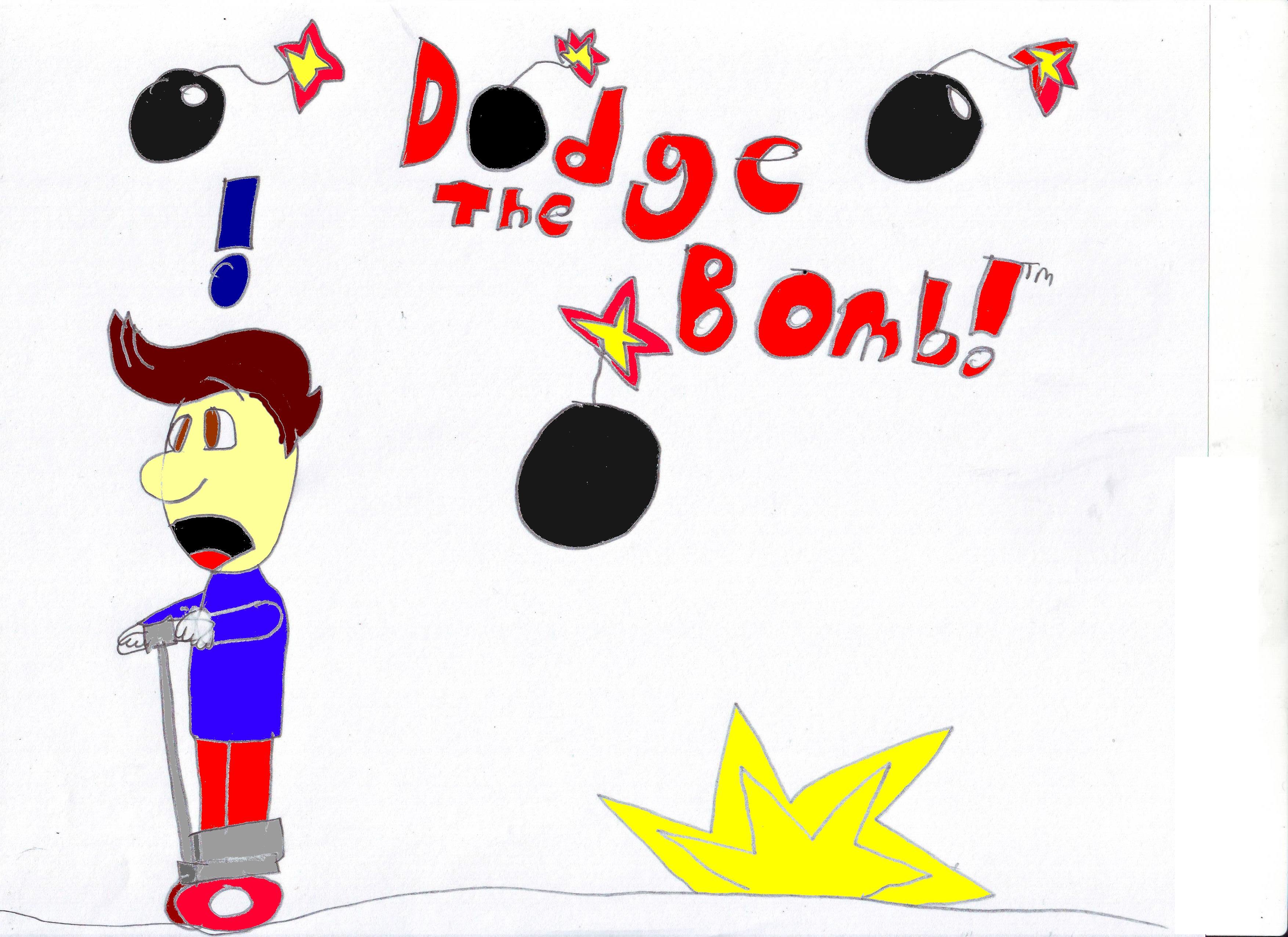 Dodge the Bomb!