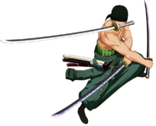 Zoro - One Piece Unlimited World Red.png