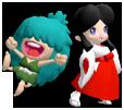 Donbe and Hikari