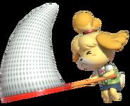 0.17.Isabelle swinging her net