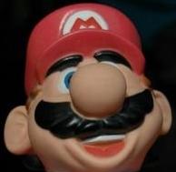Bootleg Mario