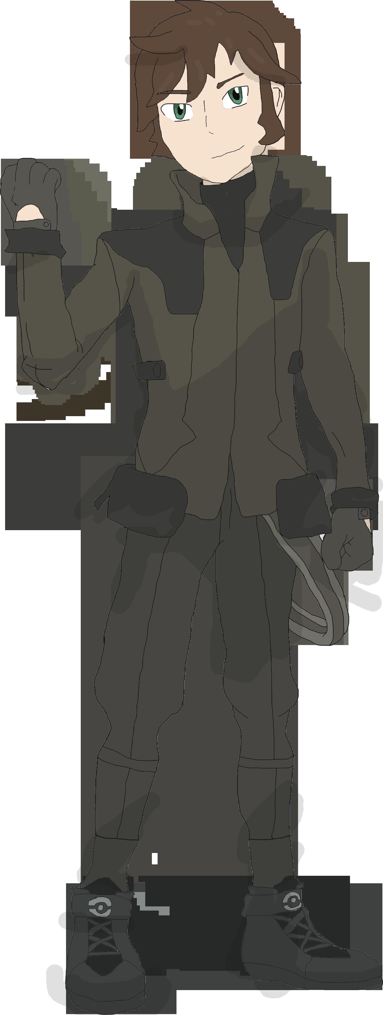 Landon (gym leader)