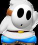 ACL MK8 White Shy Guy