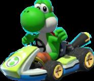 Yoshi new kart