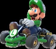 Luigi - Mario Kart Tour