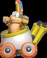0.2.Lemmy Koopa in his Clown Kart