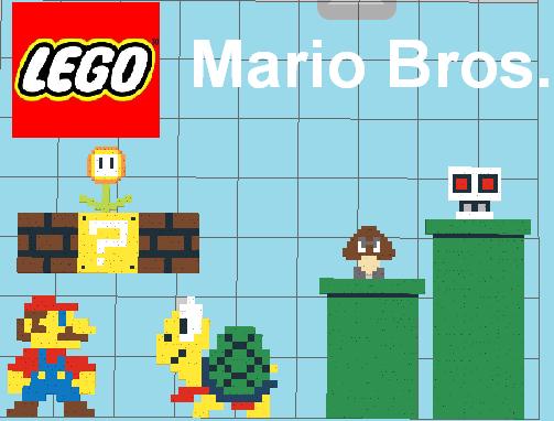 Lego Mario Bros.